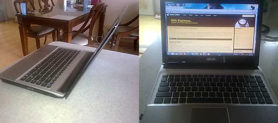 노트북 스크린샷